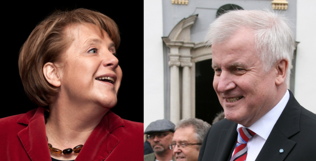 Merkel, Seehofer, Politik, Bundestagswahl, Wahlkampf, Politik, Streit, Timing, Klartext, Wahrheit, Beziehung, Unternehmen