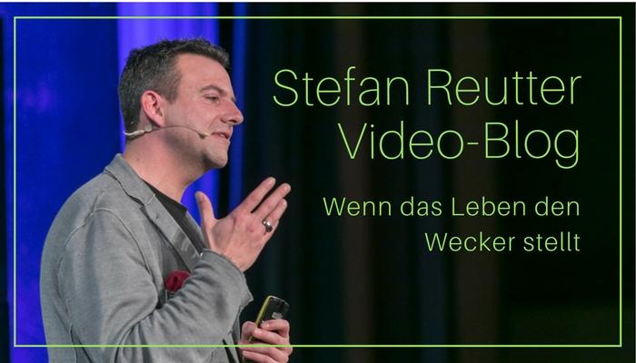 Vlog, Leben, Wecker, Entscheidung, Dilemma, Ausweg, Lösung, Stefan Reutter