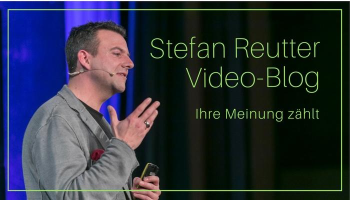 Vlog, Buch, Blog, Meinung, Position, Resonanz, Stefan Reutter