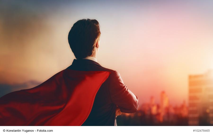 Held, Mann, Selbstwertgefühl, Leben, Stress, Freizeit