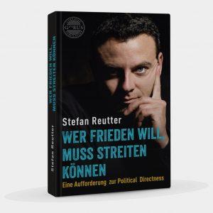 Stefan Reutter, Buch, Publikation, lesen, Frieden, streiten