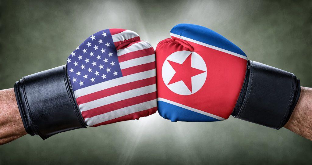 Stefan Reutter, Politik, Streiten, Donald Trump, Kim Jong-un, Debatte