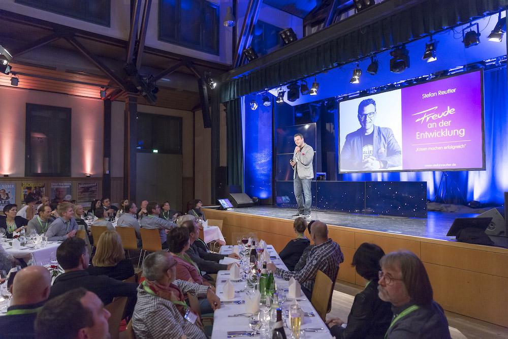 Stefan Reutter, Vorträge, Präsentationen, Führungskräfte