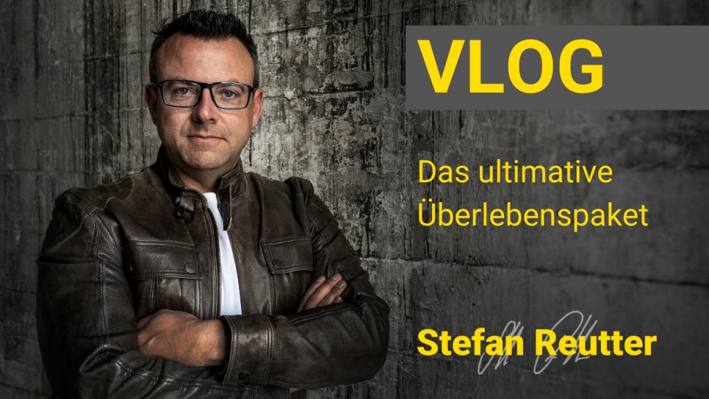 Überlebenspaket, Vlog, Stefan Reutter, Sicherheit